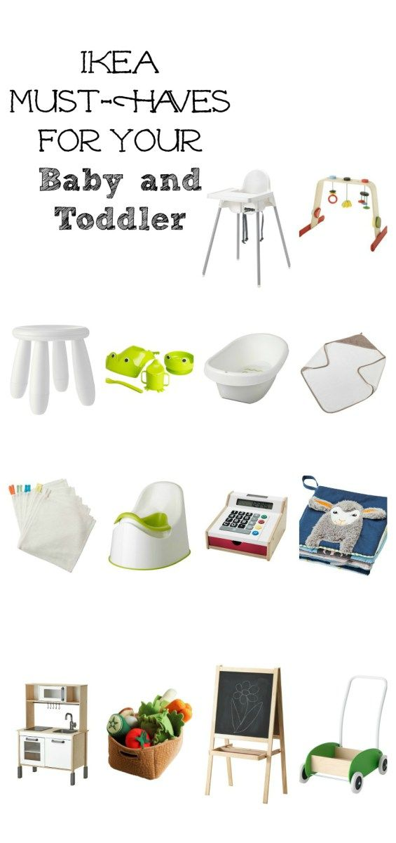 Ikea Must-haves Under $100 for Your Baby & Toddler   Ikea ...