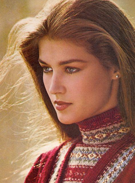 Kristin Clotilde Darnell Modelled As Clotilde Billed As Kristin