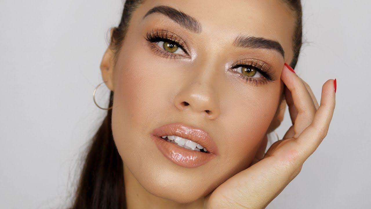 Clinique Makeup Tutorial: Natural Nude Makeup - YouTube