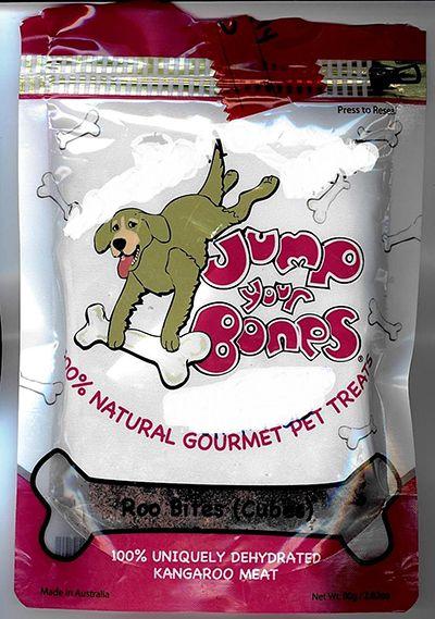 Recall Roo Bites From Jump Your Bones Dog Food Recall Pet