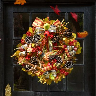 Bittersweet Wreath a wild Child Pinterest Outdoor products