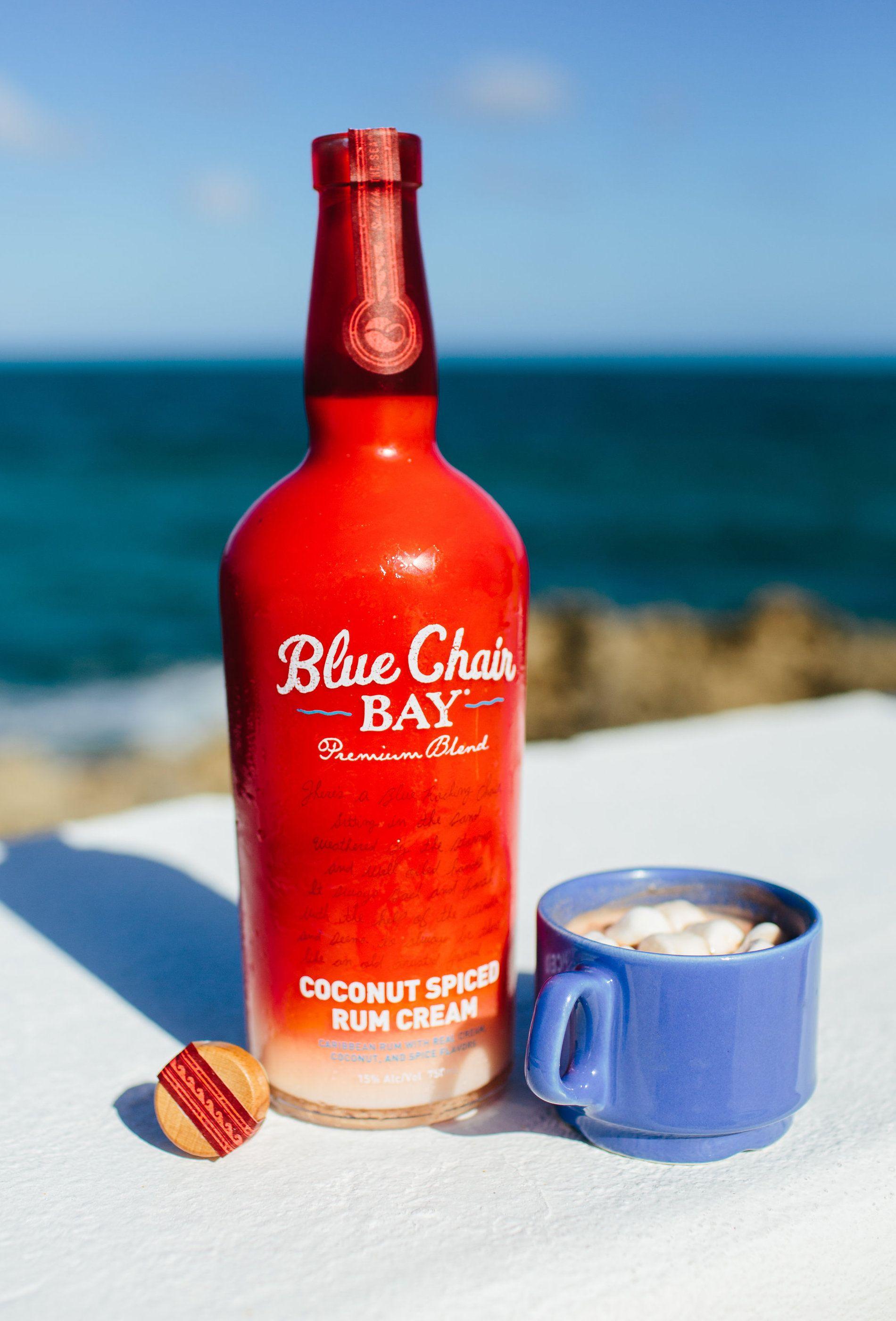 Hot choconut 2 oz blue chair bay coconut spiced rum