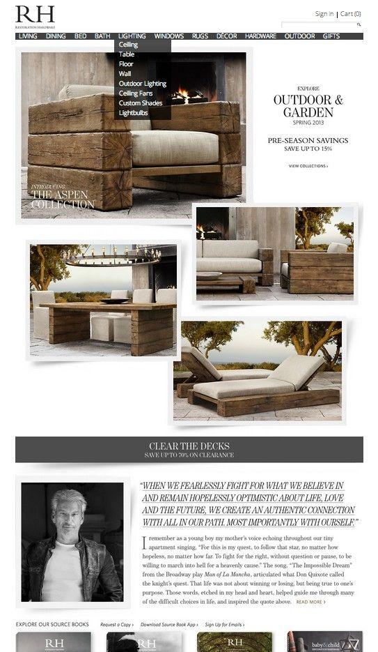 muebles de durmientes