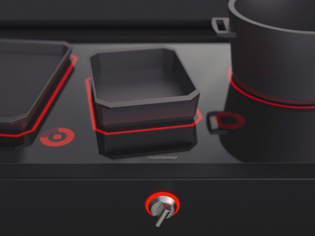 gaggenau induction hob relvao kellermann kitchen pinterest k che einbauk chen und. Black Bedroom Furniture Sets. Home Design Ideas