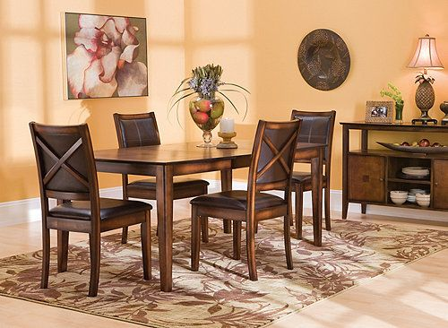 Adorn Your Dining Room Or Kitchen With Some Midwestern Majesty Custom Raymour And Flanigan Dining Room Set Inspiration Design