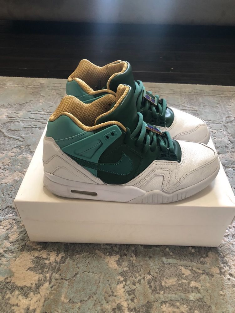 purchase cheap 7e181 3b35e Nike Air Tech Challenge II Mens Size 8 Wimbledon Andre Agassi Tennis  fashion clothing shoes accessories mensshoes athleticshoes (ebay link)