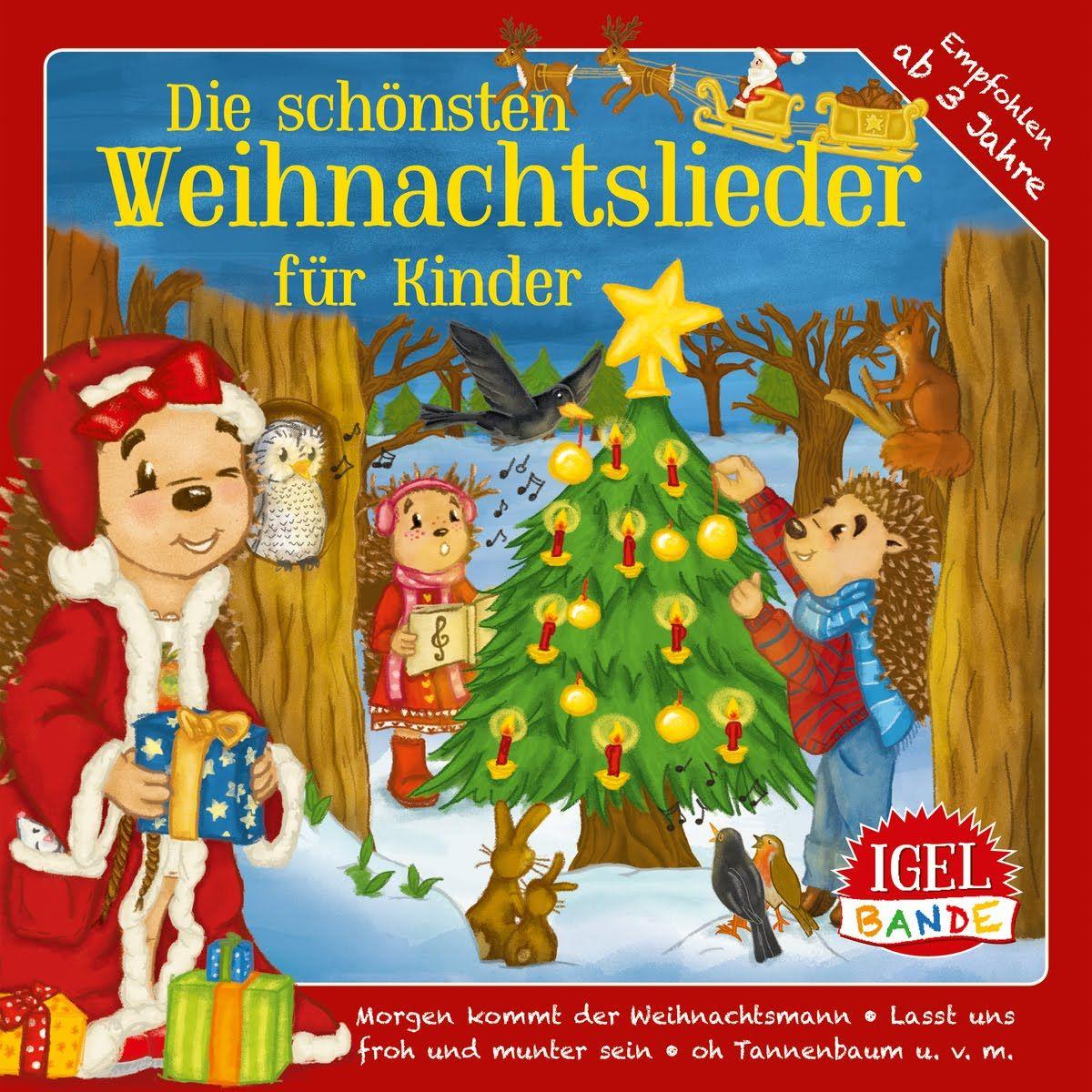Igel-Bande - Fröhliche Weihnacht (Macht euch bereit)   Weihnachten ...
