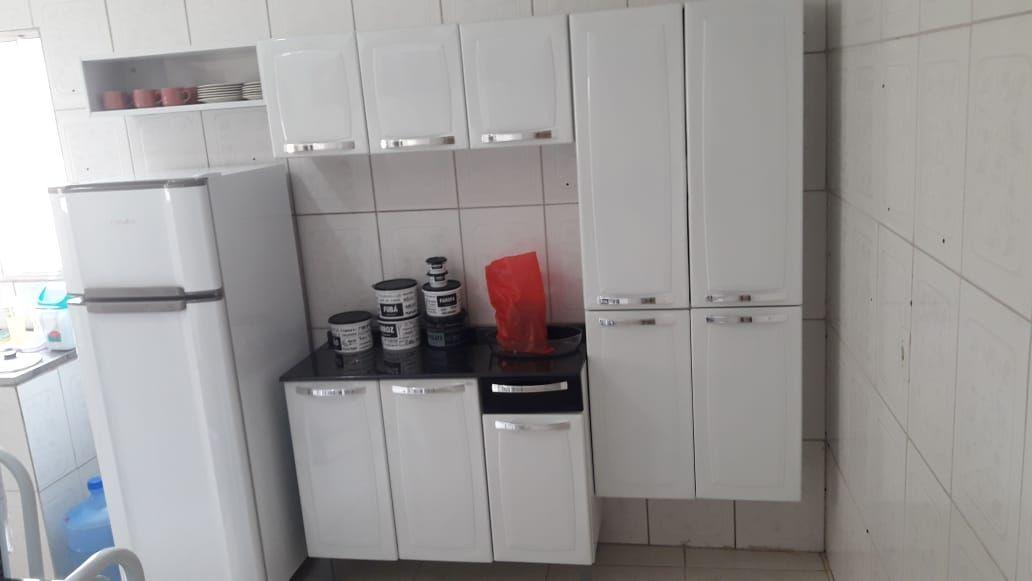 Fretegratis Fotos Reais Cozinha Compacta Itatiaia Rose 7 Portas