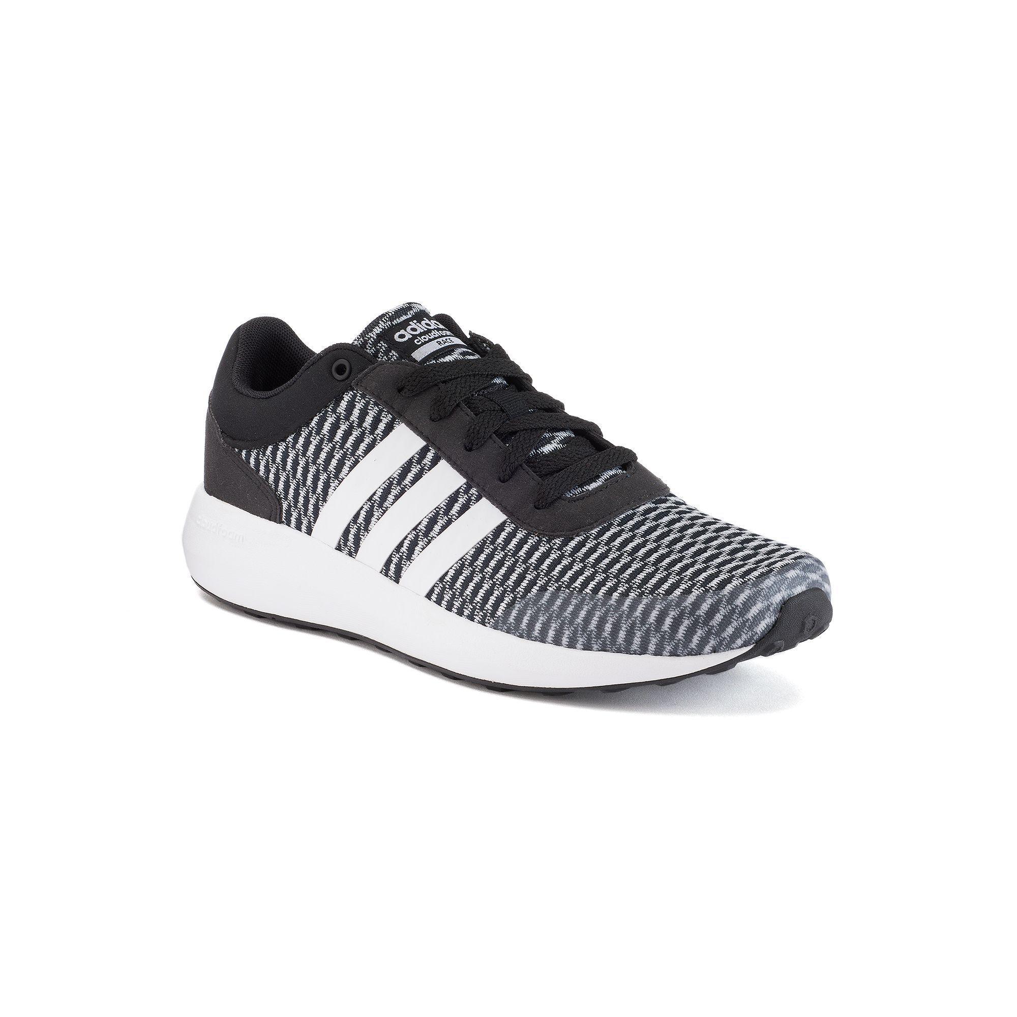 adidas cloudfoam race women's running shoes