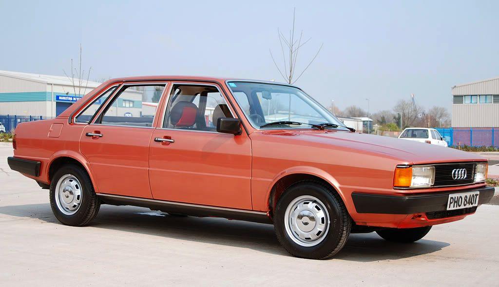 1981-84 Audi 80 (mit Bildern)   Oldtimer, Vorsprung