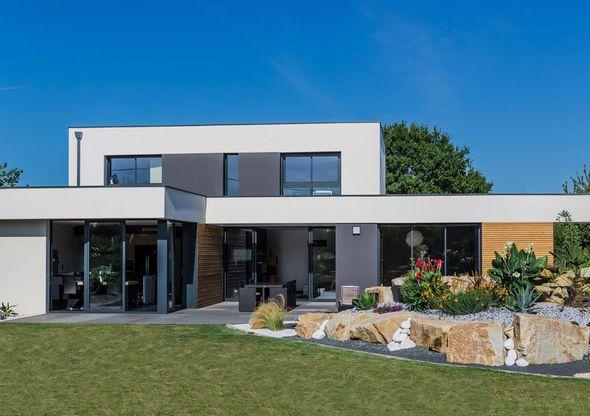Une maison au confort contemporain Future