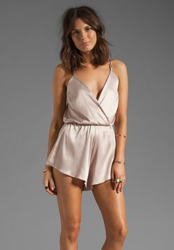 22629a2725 ShopStyle: AGAIN Albert Japanese Silk Romper $242.00 | Treats to ...