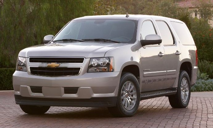 2008 Chevrolet Tahoe Owners Manual Chevrolet Tahoe Chevrolet