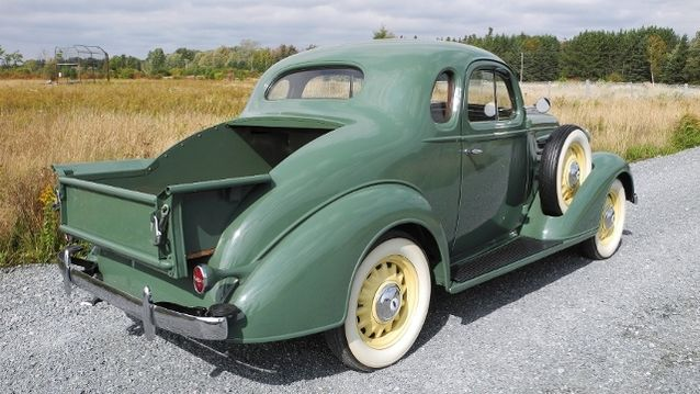1936 chevy sedan delivery - Google Search | Panel Deliveries, Station Wagons, Woodies, Carryalls ...