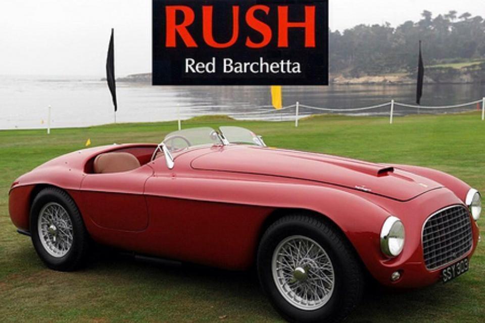 Red Barchetta Rush In 2019 Pinterest Ferrari Cars And Songs