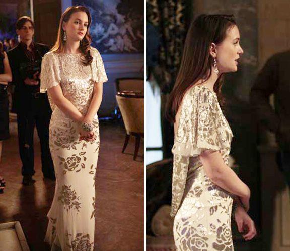 Blair Waldorf Dress