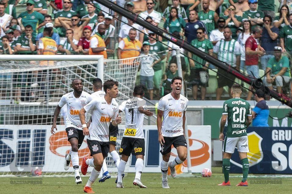 Campeonato Paulista 2019 Palmeiras X Corinthians Campeonato Paulista Paulista Corintiano