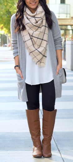 25 Best Casual Work Outfits You Can Try This Fall #fallworkoutfits