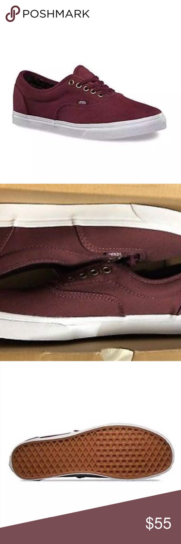 8268bce1a8 Vans LPE Geo Suiting Port Royale Twill Skate Vans LPE Geo Suiting Port  Royale Twill Classic Skate Shoes Size Men 7 Women 8.5 Brand New In Box Vans  Shoes ...