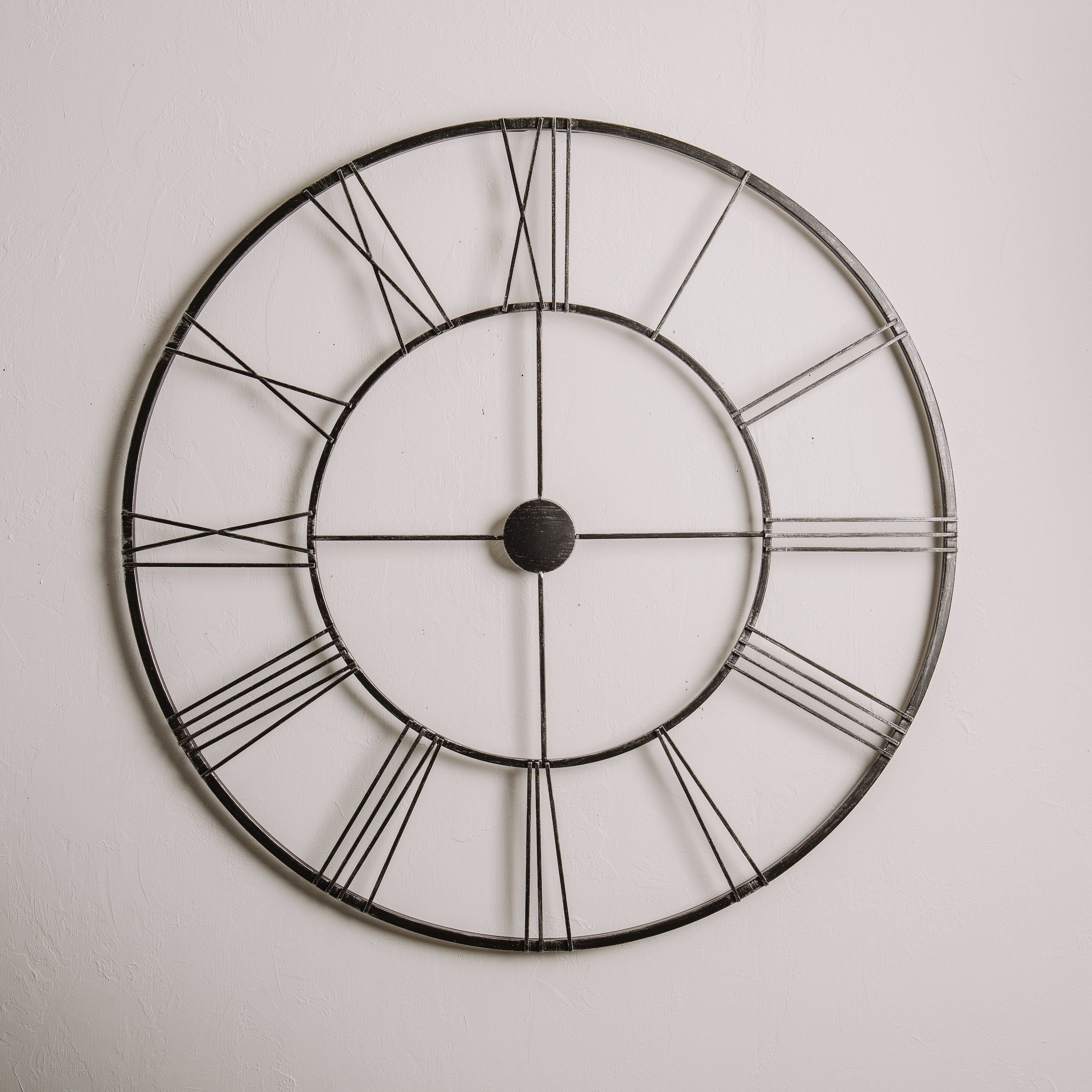 Infinity Clock Frame | Joanna gaines, Clocks and Hgtv