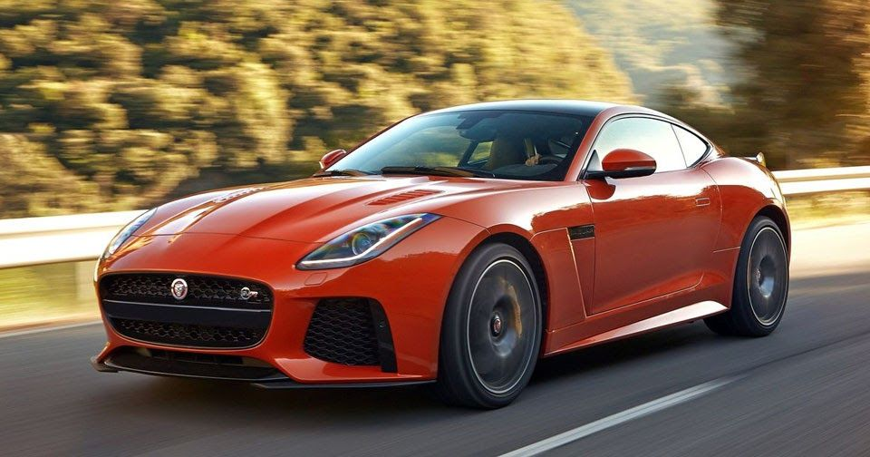 Jaguar F Type Svr Recalled Over A Suspension Bolt Carscoops In 2020 Jaguar F Type Expensive Sports Cars Most Expensive Sports Car