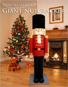 how to make a giant nutcracker joelle meijer 9781539351931 amazoncom books nutcracker animaplates amazon book giant diy
