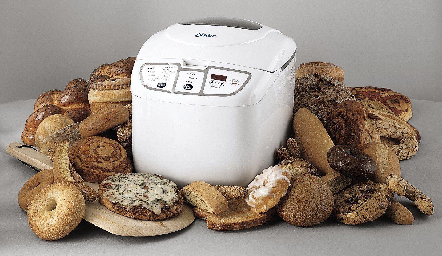 Oster 5838 58-Minute Expressbake Breadmaker Review ...