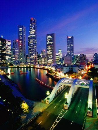 Singapore: The Chameleon of Asia