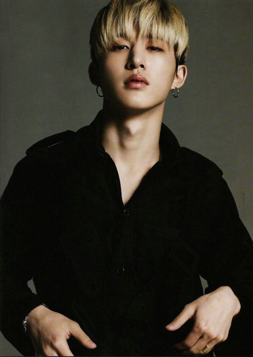 Ikon B I Ikon Kpop Kim Hanbin Hanbin