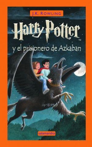 Resena Harry Potter Y El Prisionero De Azkaban J K Rowling Prisionero De Azkaban El Prisionero De Azkaban Libros De Harry Potter