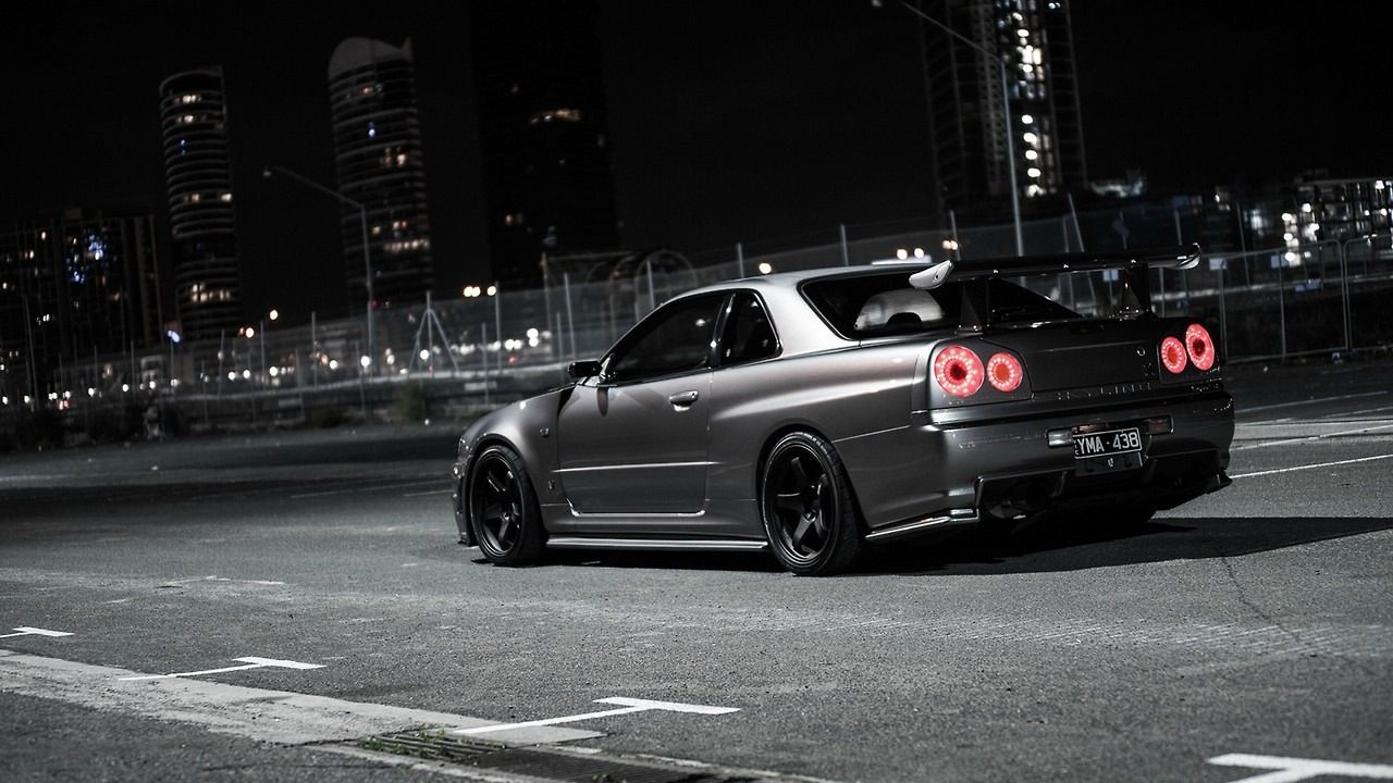 Nissan Gtr Skyline Night Eyes Majestic As  City Life