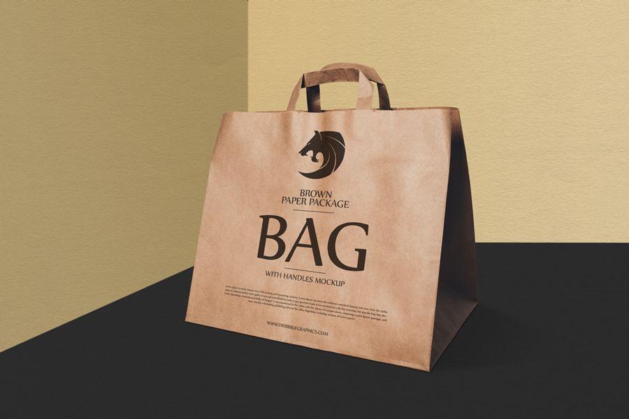 Download Brown Paper Bag Psd Mockup For Shopping Purpose Brown Paper Bag Psd Mockup Shopping Bag Mockup Brown Paper Bag Brown Paper Package