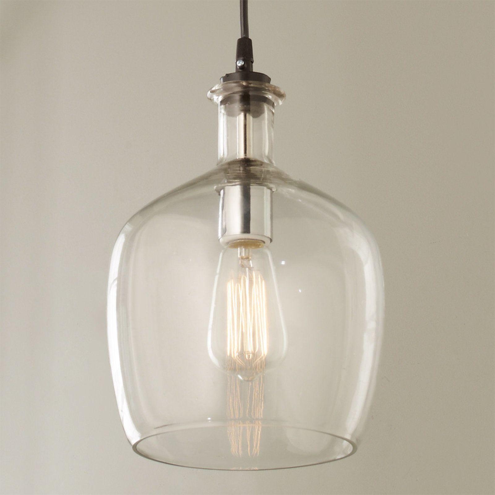 Carafe Gl Pendant Light Small Shades Of