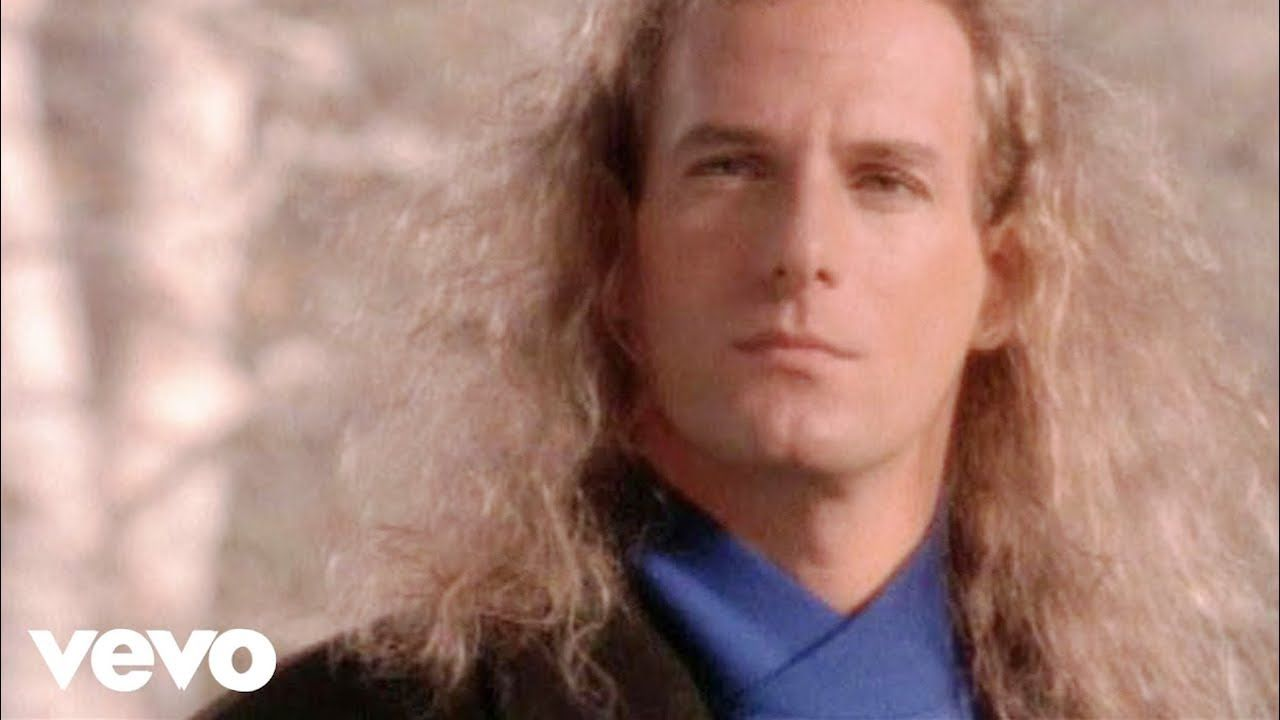 Michael Bolton Missing You Now Official Music Video Youtube Michael Bolton Youtube Videos Music Beautiful Songs