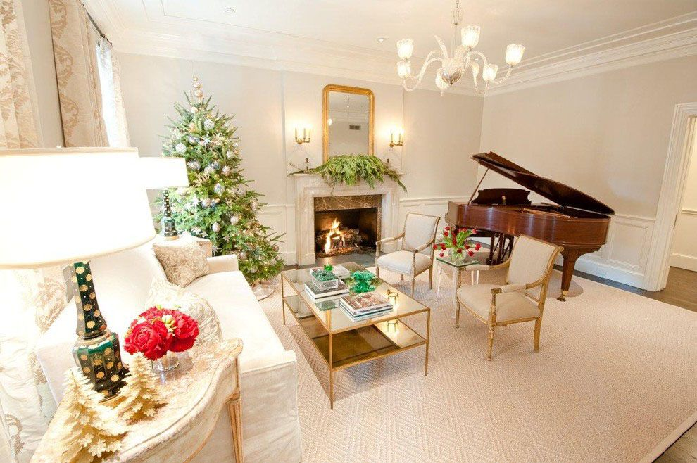 30 Modern Christmas Decor Ideas For Delightful Winter Holidays ...