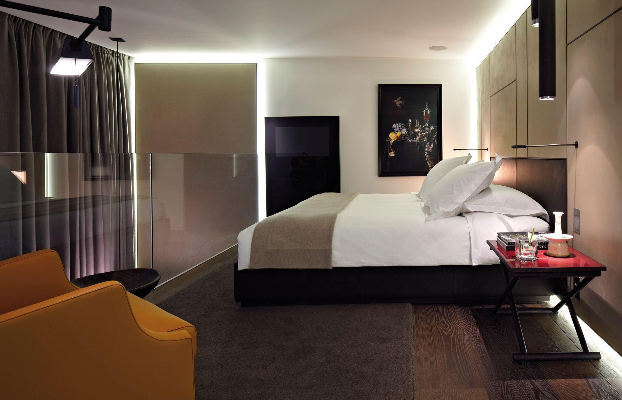 Conservatorium Hotel, Amsterdam / Lissoni Associati