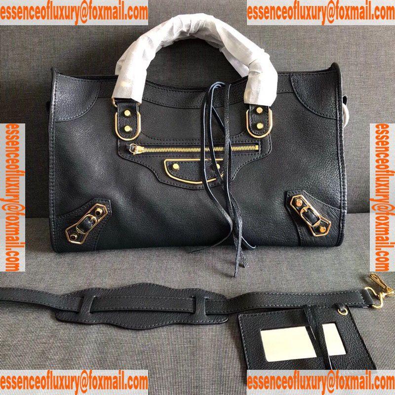 Balenciaga Classic City Crossbody Lambskin Bag Balenciaga Luxury Bags  38x12x24CM A196PP760 AA74702 552332a3aa