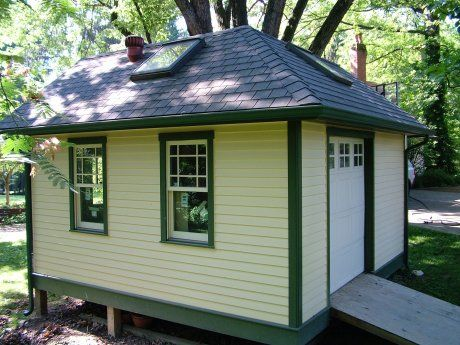 before you build a garden storage shed a little practice helps - Garden Sheds Victoria