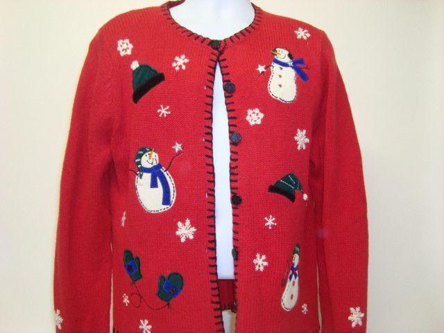 Ugly Christmas Sweaters 5056