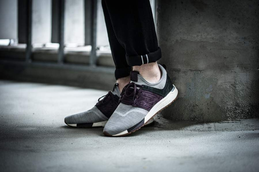 new balance 247 grey purple