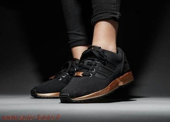 Épinglé par Sara sur sport | Adidas zx flux black, Chaussure