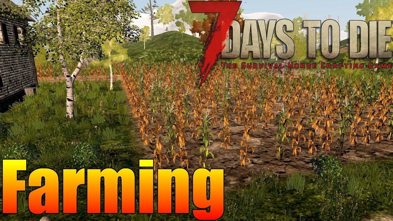 7 Days To Die Farming Fertilizer Alpha 15 7 Days To Die