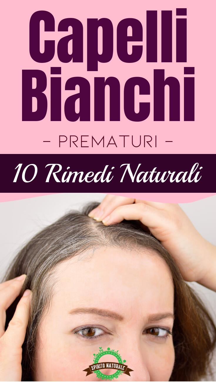 Cause e rimedi naturali dei capelli bianchi precoci: ecco come contrastarli