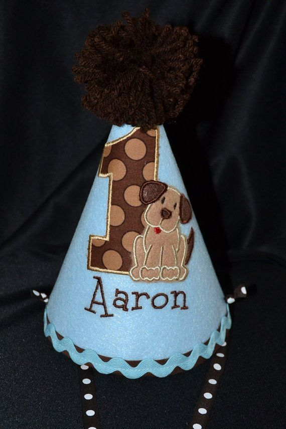 Dog First Birthday Party Theme