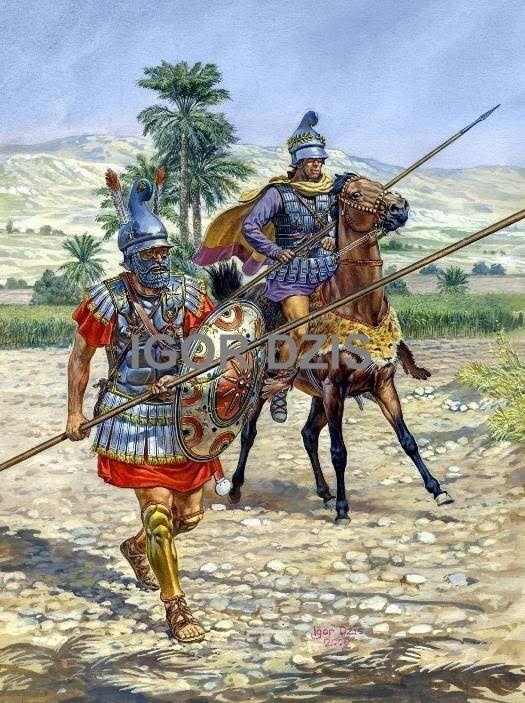 Macedonian end of IV BC de IGOR DZIS. | Cultural Warriors ...