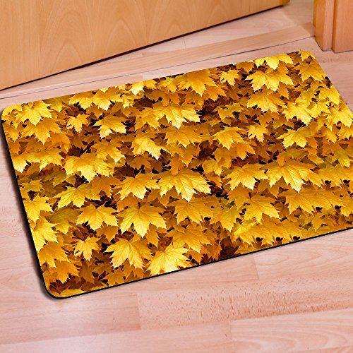 FOR U DESIGNS Glod Yellow Leaves Printed Carpet Mats for ... https://www.amazon.com/dp/B01G54FMWU/ref=cm_sw_r_pi_dp_x_UjpkybBQT86A9