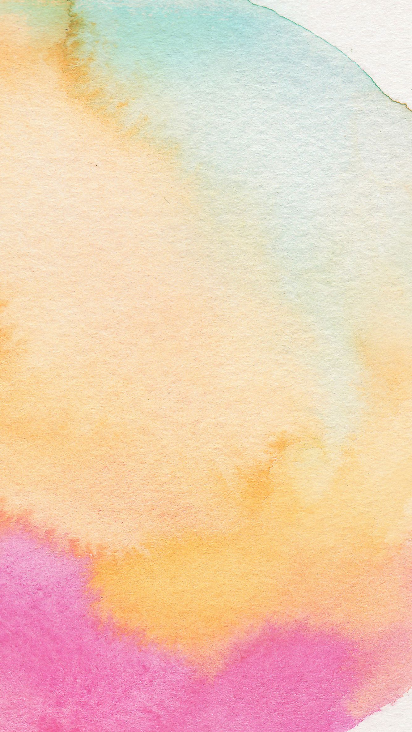 pastel ombre a˜† find more watercolor iphone android wallpapers at