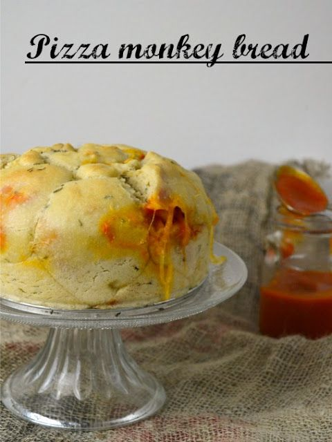 Pizza monkey bread | Cuuking! Recetas de cocina