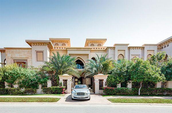 Самый дорогой дом в дубае фото инвестиционные проекты за рубежом