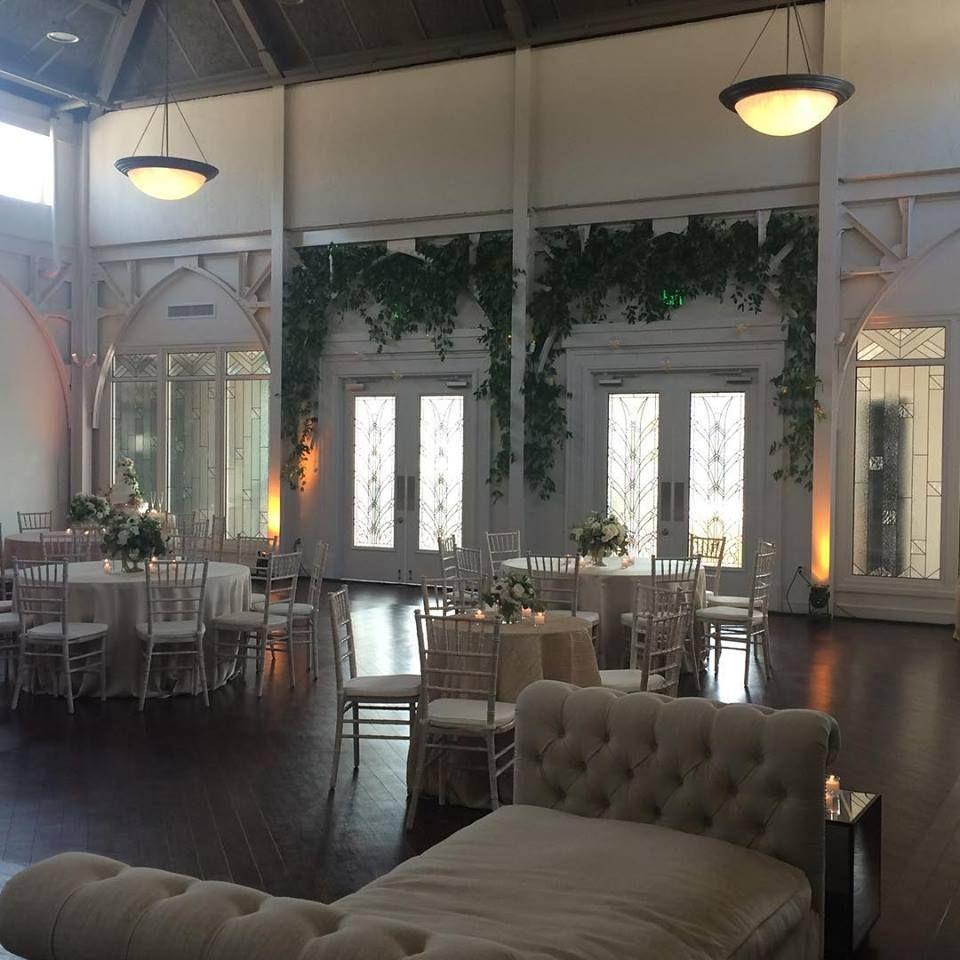 The Windows In This Memphis Wedding Venue Are Fantastic And Bring Natural Light Into Atrium